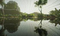 Tropický skleník Tropicalia ve Francii od ateliéru Coldefy