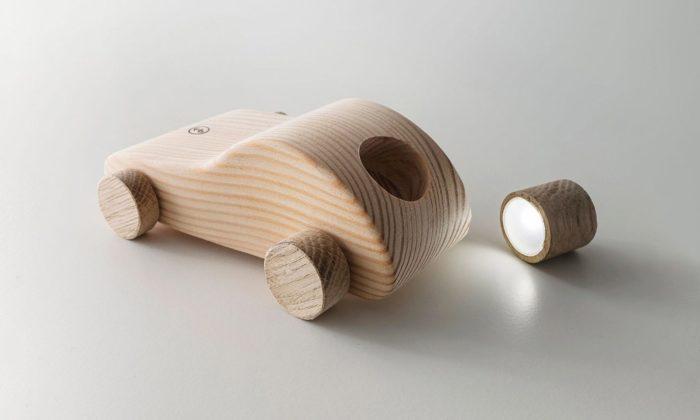 Výstava italského designu vPraze ukazuje funkční příklady recyklace aopětovného využití
