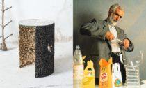 Ukázka z výstavy 3CODESIGN s podtitulem Redukovat, recyklovat, opětovně využít