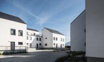 Bytové domy v Rožnově pod Radhoštěm od Studia Acht