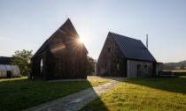 Dům pro rodiče vJeseníkách odateliéru Tři.Čtrnáct Architekti