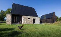 Dům pro rodiče v Jeseníkách od ateliéru Tři.Čtrnáct Architekti
