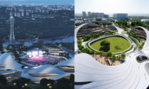 Jiaxing Civic Center od MAD