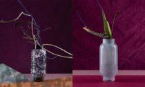 Kolekce váz Kombo od dvojice Anna Jožová a Vlastimil Šenkýř