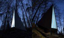 Kaple Lesní vzpomínka od Ateliéru Štěpán