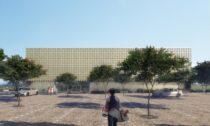 Víceúčelová hala vJesenici odMimosa Architekti