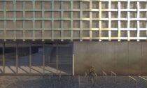 Víceúčelová hala v Jesenici od Mimosa Architekti