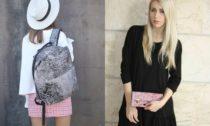Další módní doplňky z bublinkové fólie