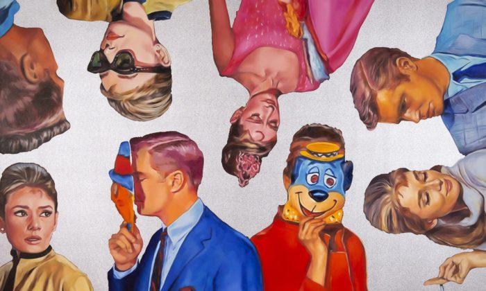Pasta Oner otevřel vPraze velkou sólovou výstavu 20th Century Cabinet