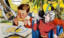 Pasta Oner a ukázka z výstavy 20th Century Cabinet