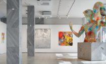 Pasta Oner a ukázka z výstavy HalfTime