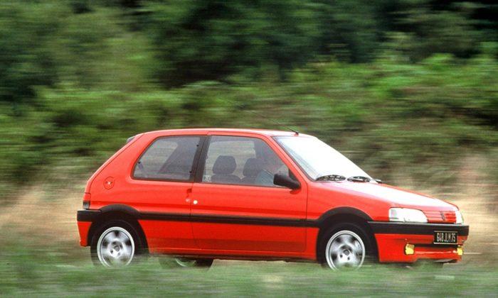 Peugeot oslaví 30.narozeniny oblíbeného malého městského modelu 106