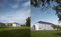 Rekonstrukce obecního úřadu Hluchov od ateliérů Fuuze a Public