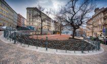 Kostnického náměstí v Praze po revitalizaci