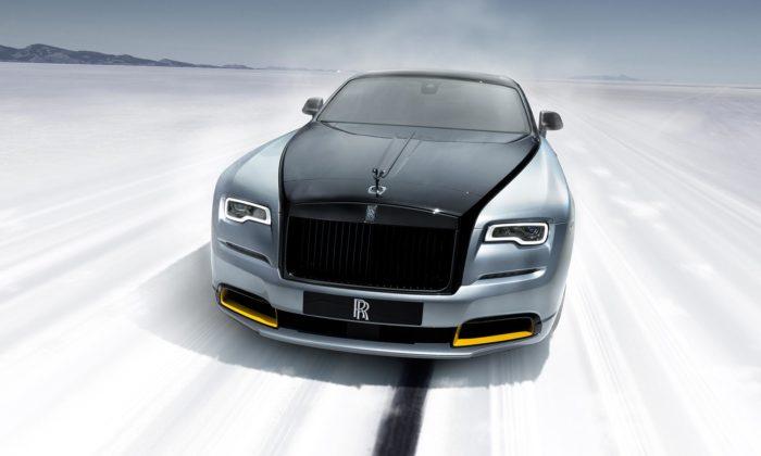 Rolls-Royce připomíná zapomenutý rychlostní rekord limitovanou Landspeed Collection