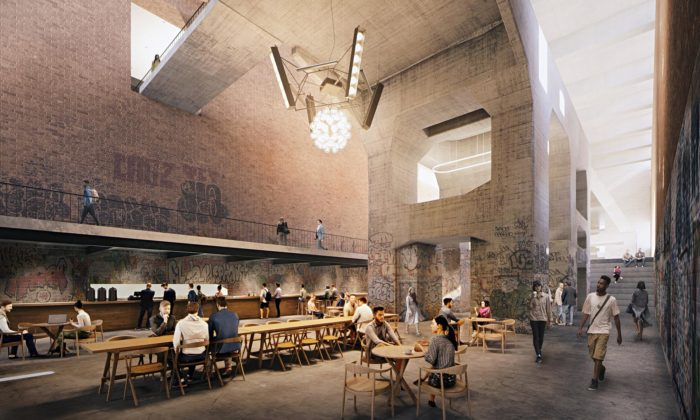 Herzog & de Meuron přestaví starou elektrárnu vSan Franciscu navíceúčelový objekt