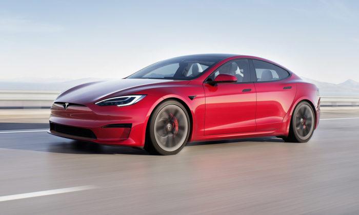 Tesla modernizovala Model Sapřidává nový nejvýkonnější model Plaid