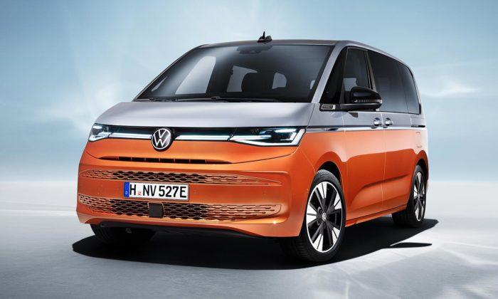 Volkswagen ukázal nový Multivan spřepracovaným designem exteriéru iinteriéru