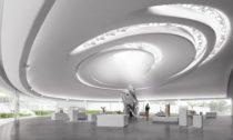 Aranya Cloud Center od ateliéru MAD