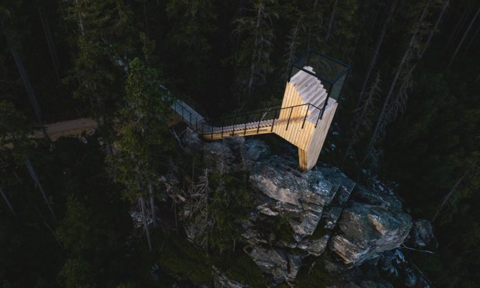 Rokytnici nad Jizerou ozdobily vyhlídky avyhlídkové věže navrchu Stráž
