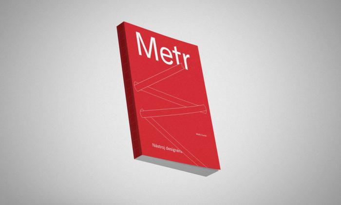 Produktový designér Matěj Coufal napsal knihu Metr spodtitulem Nástroj designéra