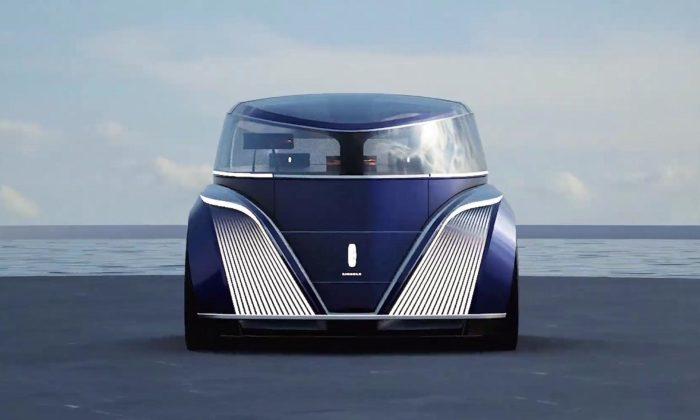 Lincoln kouká dobudoucnosti apředstavuje koncept vozu pro rok 2040