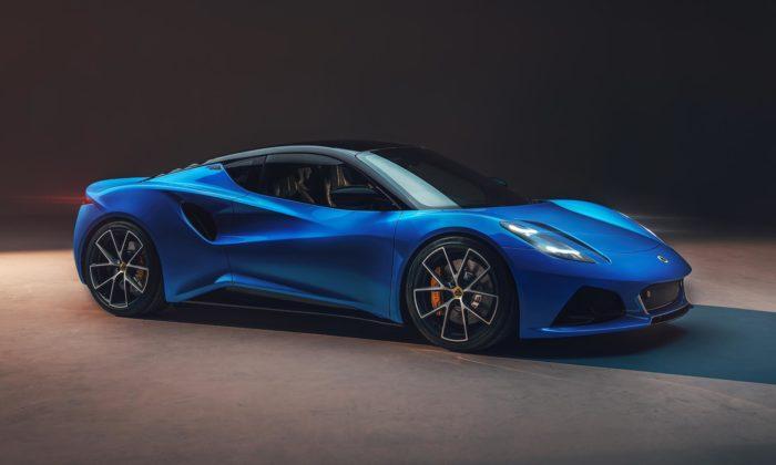 Lotus Emira jenejdokonalejší sporťák značky aposlední sespalovacím motorem