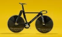Jízdní kolo pro dráhovou cyklistiku odznačky Lotus aHope