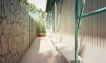 Lesní koupaliště v Liberci po revitalizaci podle Mjölk