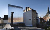 Přístavba kanceláře veVysokém Mýtě odateliéru  Prokš Přikryl architekti