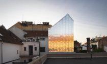 Přístavba kanceláře ve Vysokém Mýtě od ateliéru Prokš Přikryl architekti