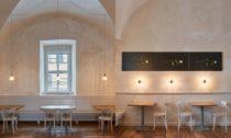 Restaurace Baroque pobočka U Tří růží v Broumově