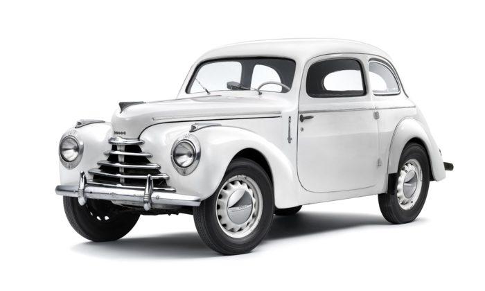 Legendární poválečná Škoda 1101 zvaná Tudor slaví výročí 75 let