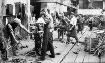 Továrna naohýbaný nábytek vBystřici pod Hostýnem za uplynulých 160 let