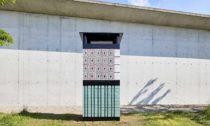 Objekt Torre Numero Due odNathalie Du Pasquier