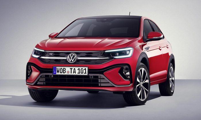 Volkswagen přichází sprvním SUV kupé Taigo snápadně sportovním designem