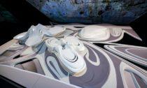 Ukázka z výstavy ZHA Close Up s podtitulem Work & Research