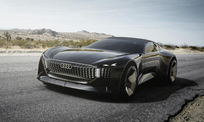 Audi ukazuje dechberoucí vizi autonomního Grand Touring snázvem Skysphere