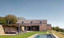 Chalet Karlov od Fandament Architects