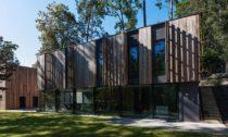 Dům ve Skrejši v lese u Brna