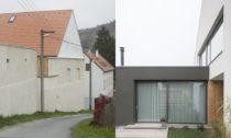 Úprava hospodářského dvora v Bukovci k bydlení