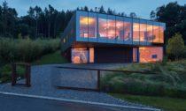 Lazy House Zlín od architekta Petra Jandy z ateliéru Brainwork