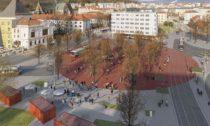 Mendlovo náměstí podle návrhu ateliérů Chybík + Krištof aDílna