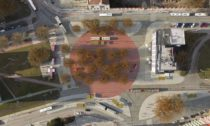 Mendlovo náměstí podle návrhu ateliérů Chybík + Krištof a Dílna