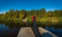 Naučná stezka okolo rybníku Olšina od Studia Reaktor