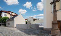 Městský altán Open House Fryšták od Studia New Work