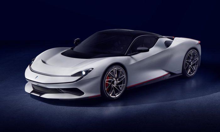 Pininfarina začala vyrábět limitované množství hypersportu Battista
