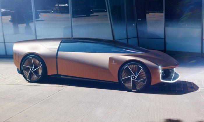 Pininfarina ukázala futuristický koncept Teorema vybavený rozšířenou realitou