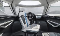 Porsche Renndiens ajeho interiér