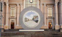 Portal mezi městy Vilnius a Lublin